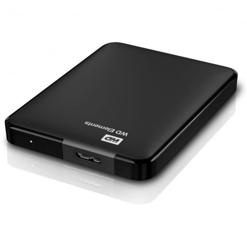 WD Elements 1.0 TB USB3.0 schwarz